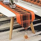 Orange hundred table flag/simple table-A 30x180cm(12x71inch)