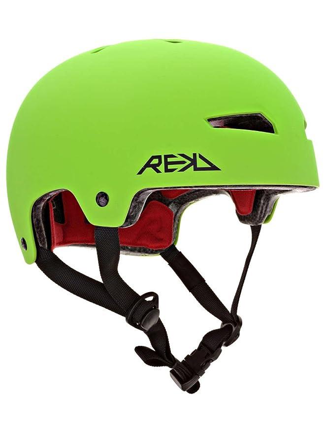 Unisex Adulto Rekd Elite Icon Helmet Casco
