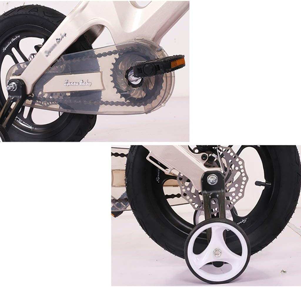 GAIQIN Durable Bicicleta para niños 2-4-5-7-8-11 años Frenos de ...
