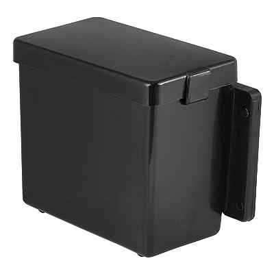 CURT 52022 6-Inch x 5-1/2-Inch x 3-1/4-Inch Lockable Trailer Breakaway Battery Case: Automotive