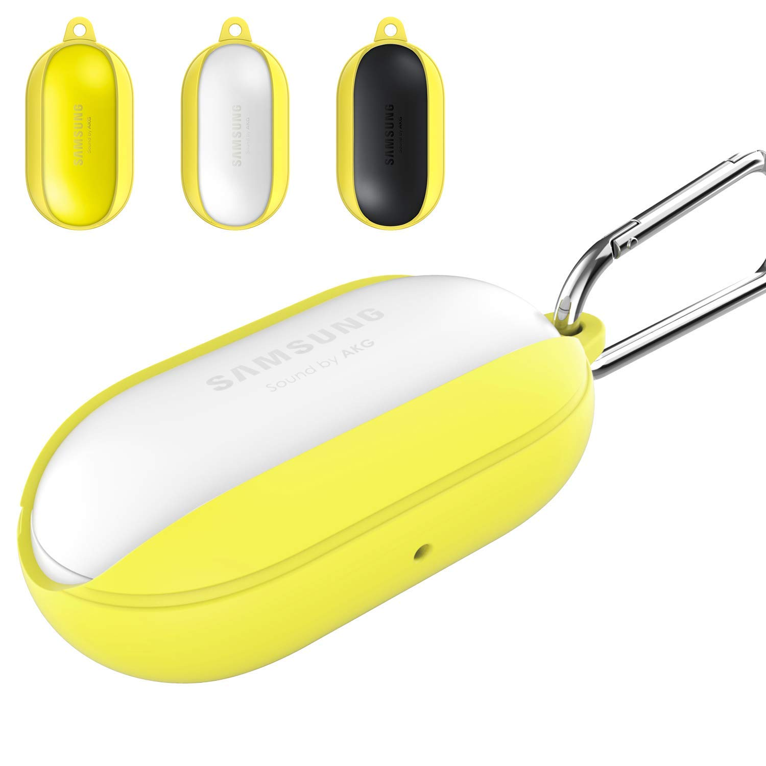 Amazon.com: Funda de silicona para Galaxy Buds Wireless 2019 ...