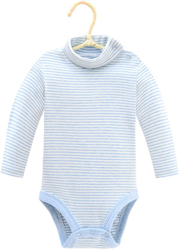 Baby Casual Long Sleeve Bodysuit Romper Triangle Climbing Bodysuit Newborn 6N