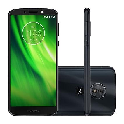 9dcb8e116 Amazon.com  Motorola Moto G6 Play 32GB - Dual SIM 5.7