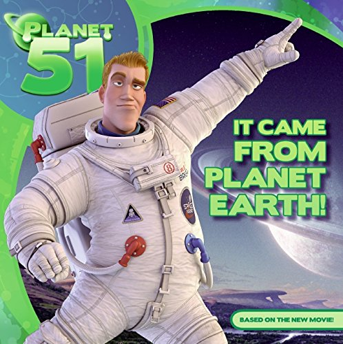 Download Planet 51: It Came from Planet Earth! pdf epub