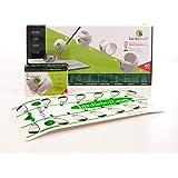 BirdieBall Set: Dozen + StrikePad