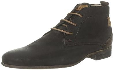 966e910e50a134 Kost Kivive46, Derby Homme, (Ebène/Marron), 43 EU: Amazon.fr: Chaussures et  Sacs