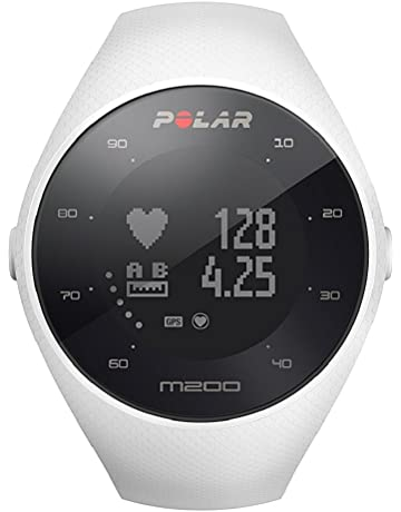 4396fa772c43 Polar M200 M200-Reloj de Carrera con GPS y frecuencia cardíaca en la muñeca