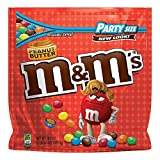 M&MS Peanut Butter Chocolate Candy