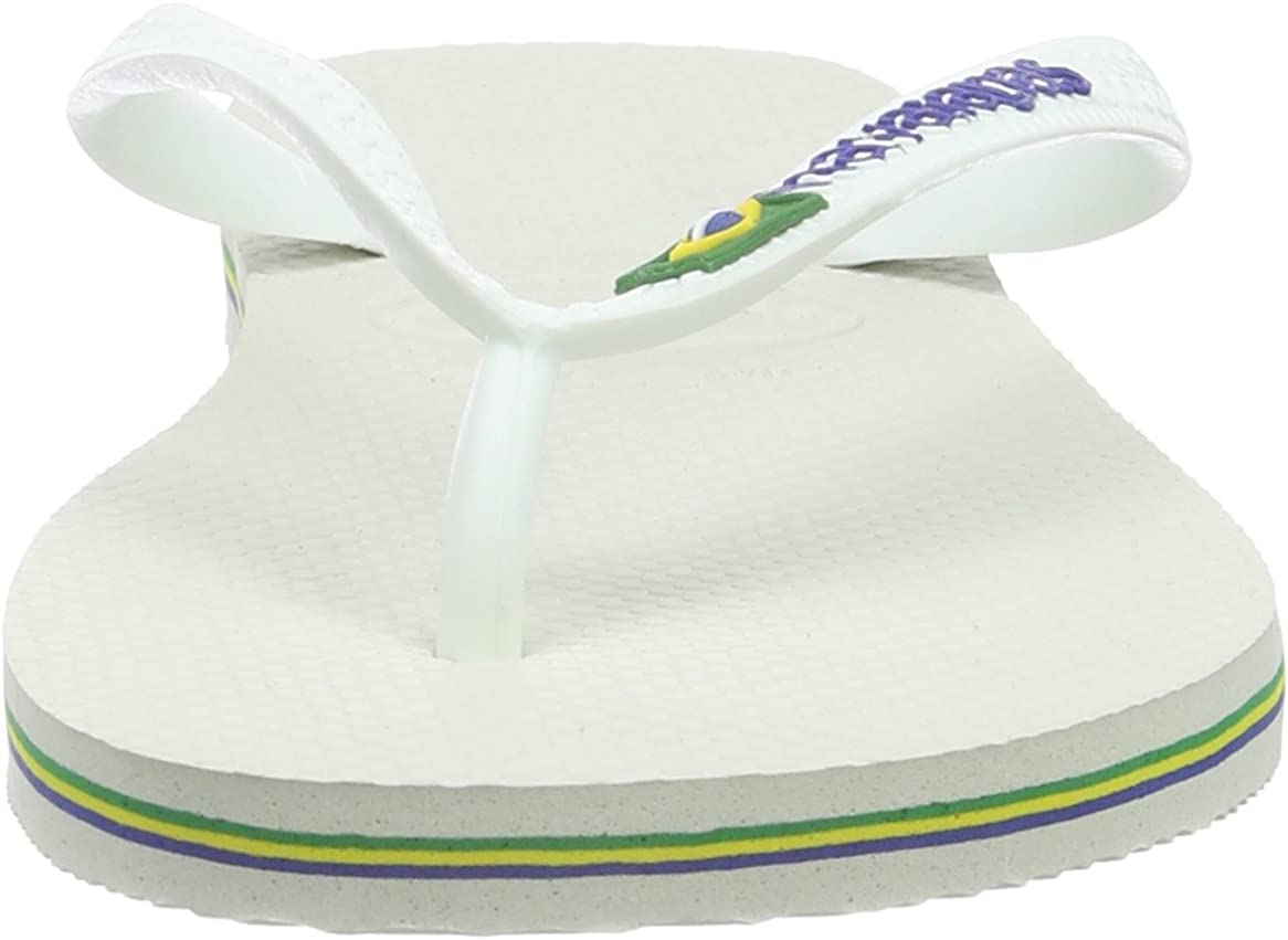 Havaianas Unisex Kids/' Brasil Logo Flip Flops