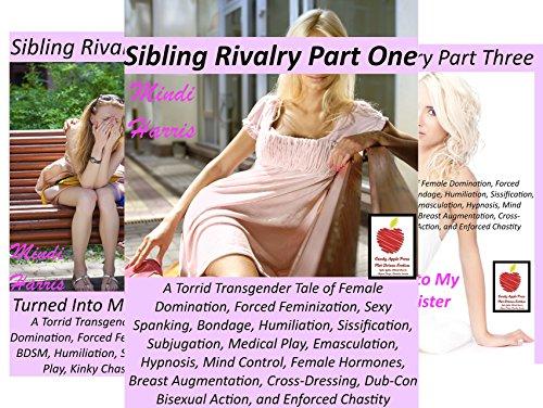 Sibling Rivalry (4 Book Series)