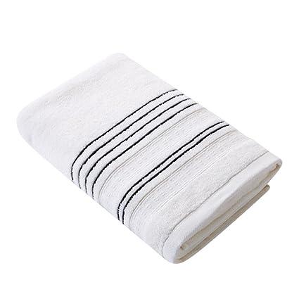 LY-bath towels Toalla de Baño de Algodón casera para Adultos, Hombres y Mujeres