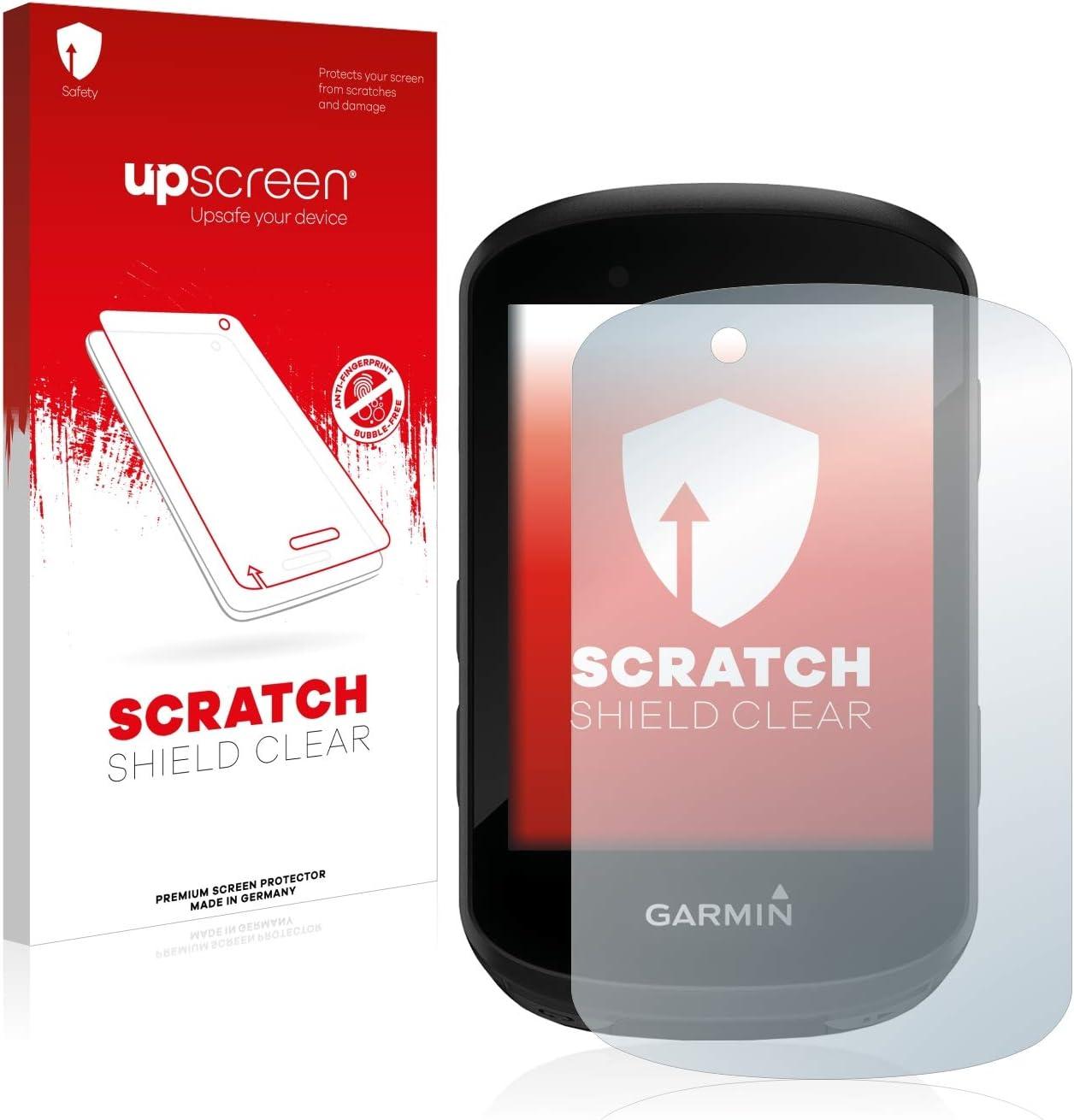 Ultra Trasparente - Protezione Schermo BROTECT Pellicola Protettiva Compatibile con Garmin Edge 830 2 Pezzi