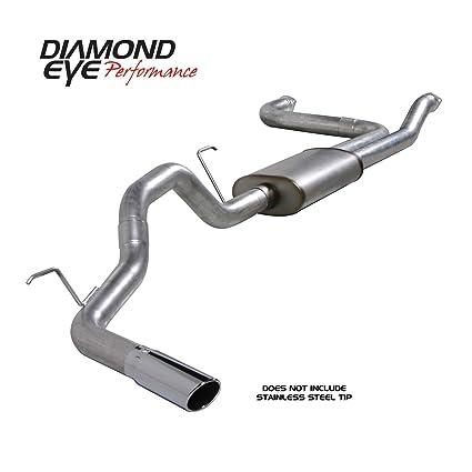 Diamond Eye K3520A Cat-Back Exhaust System