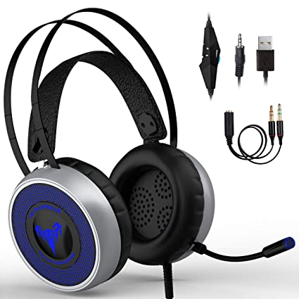 Amazon.com: [Más reciente 2019] Auriculares Bluetooth con ...