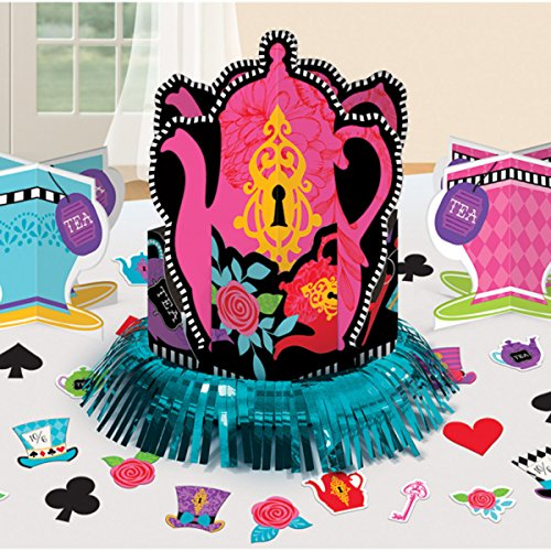 [Mad Tea Party Table Decorating Kit] (Mad Tea Party Costume)