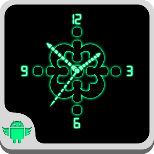 Led Analog Clock Live Wallpaper Amazon Mobile Apps