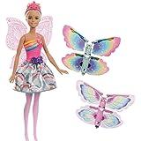 Boneca Barbie Fada Dreamtopia Asas Voadoras, Loira, Mattel