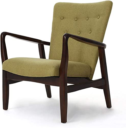 Christopher Knight Home Becker Fabric Arm Chair