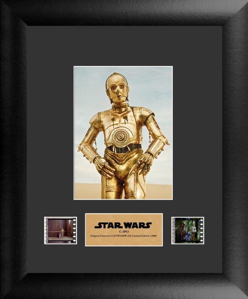Filmcells Star Wars S1 C-3PO Single Framed Art
