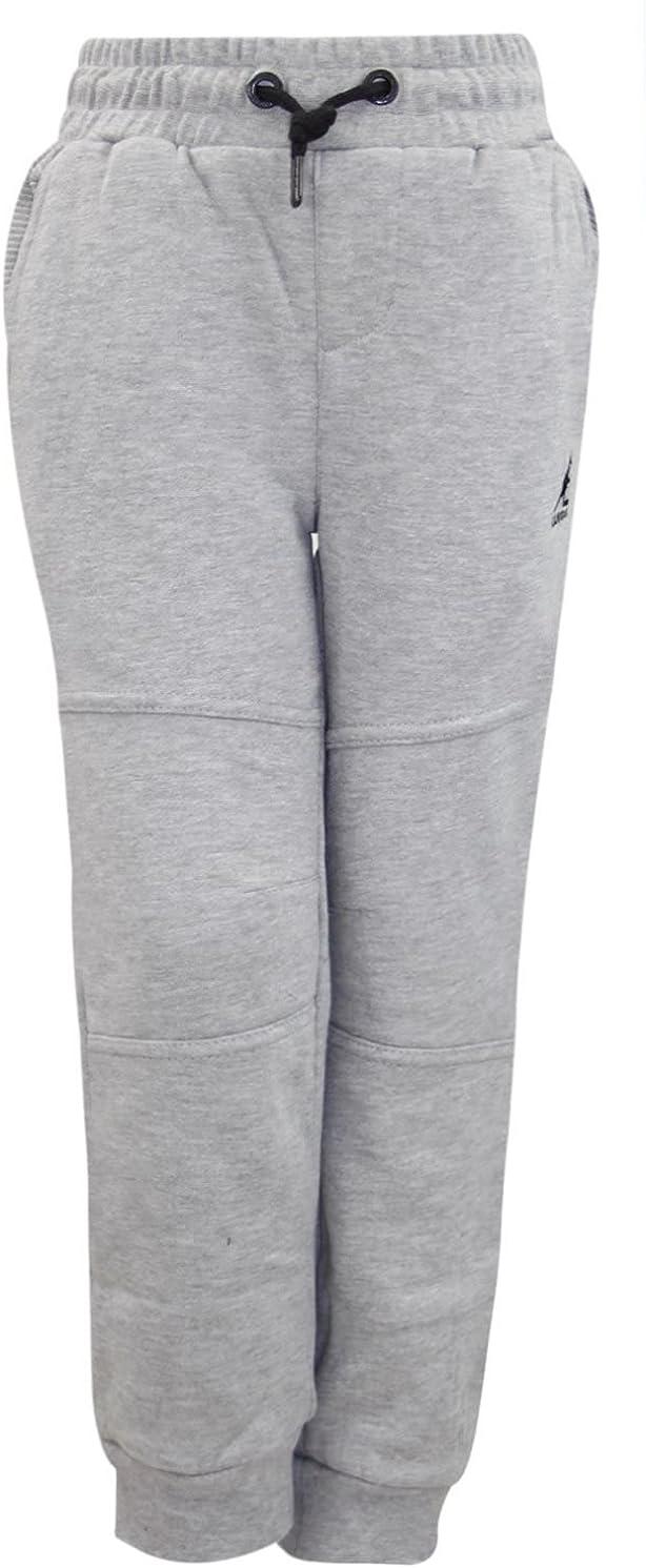 Kangol Kids Jogging Bottoms Joggers Elasticated Hem Trousers
