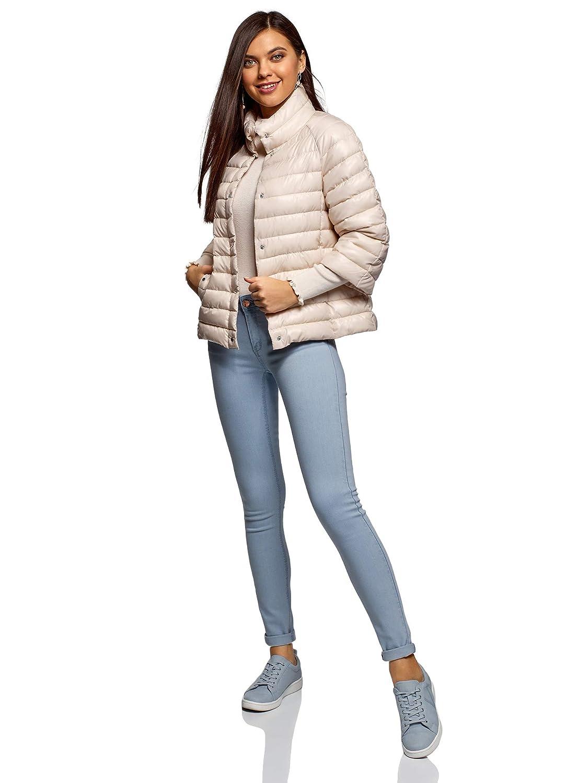 oodji Ultra Donna Jeans Skinny Basic