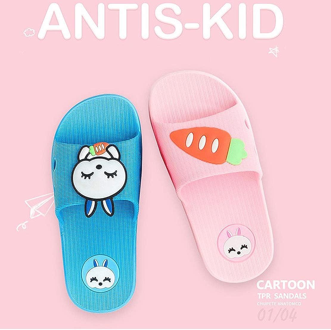 Zapatos Invierno/Verano Zapatillas de Estar por Casa para Niña Niños