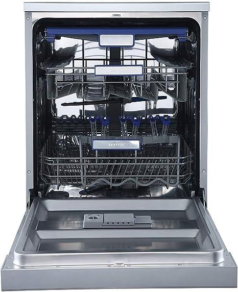 LAVAVAJILLAS INFINITON DIW-6115 Blanco Ancho 60CM A++, Display LED, Tercera Bandeja, Control Electronico, Independiente