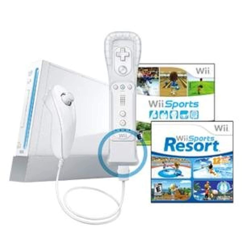 WII 콘솔-화이트(비디오 게임 하드웨어)