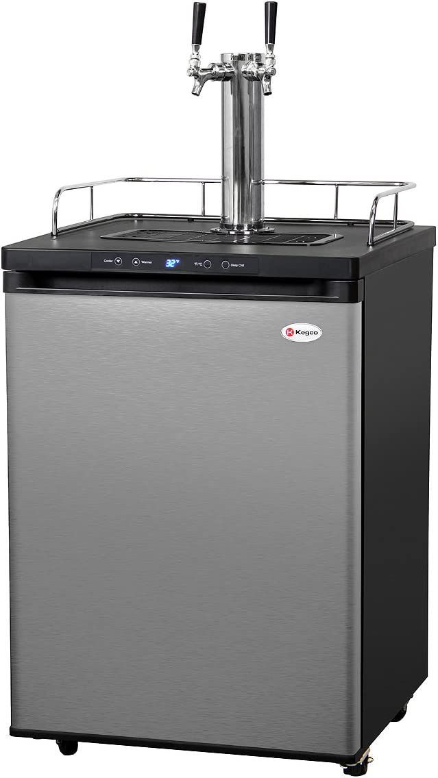 Kegco HBK309S-2 Keg Dispenser