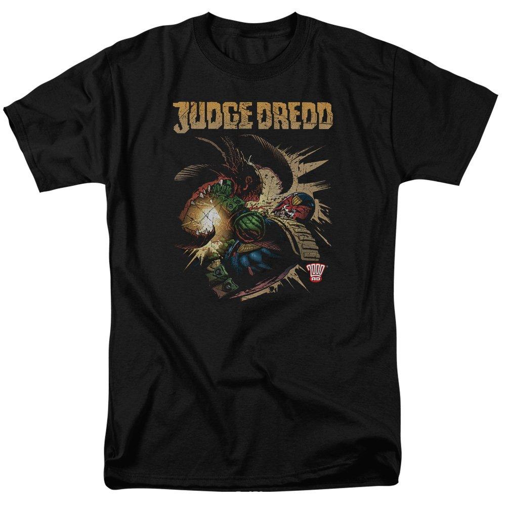 Amazon Ropa Targeta Dredd Judge Visitante es Camiseta Hombres WXz7qw7