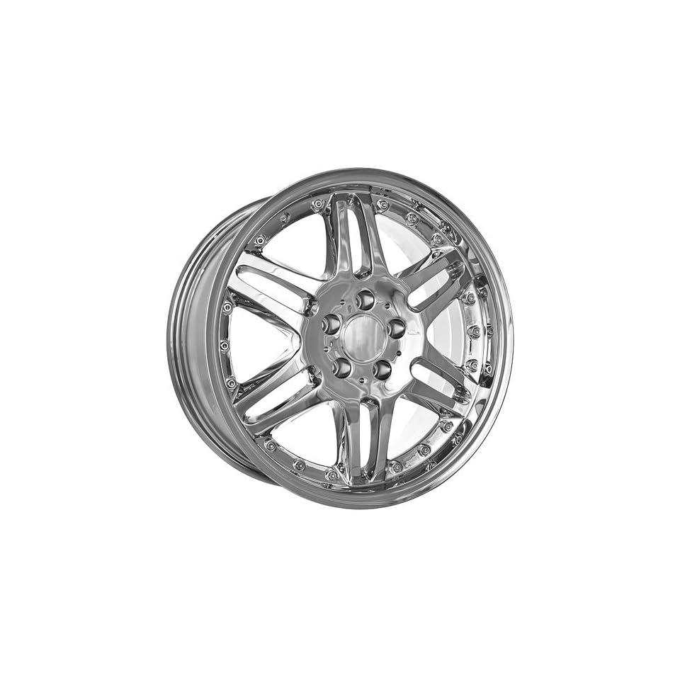 18 Inch ML350 ML300 GL GL320 GL450 GLK Mercedes Benz Rims Chrome (set of 4)