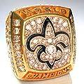 2009 New Orleans Saints Super Bowl Ring Replica
