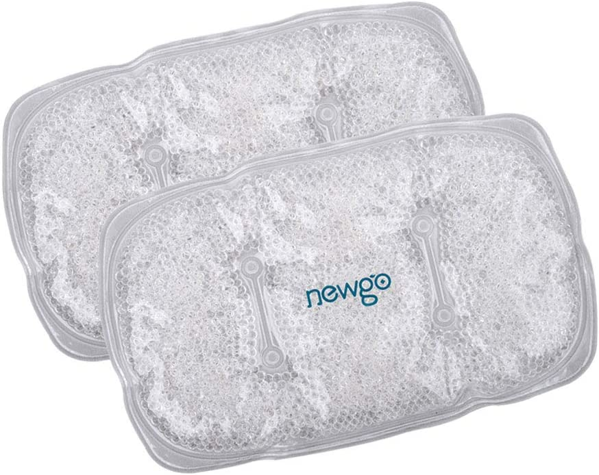 NEWGO®Gel Ice Packs for Injuries 2 w Long Beach Mall Cold Pack 100% quality warranty Reusable Hot