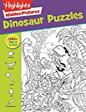 img - for Highlights Favorite Hidden Pictures  Dinosaur Puzzles book / textbook / text book