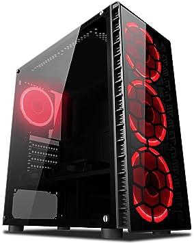 8285794242b92 VIBOX Pyro GS450-98 Gaming PC Ordenador de sobremesa con Cupón de Juego