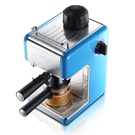 Máquina de café doméstica Máquina de leche automática máquina de café multifuncional para Home Office