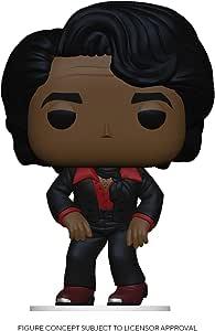 Funko - James Brown Figurina de Vinilo, Color (Funko 41140)