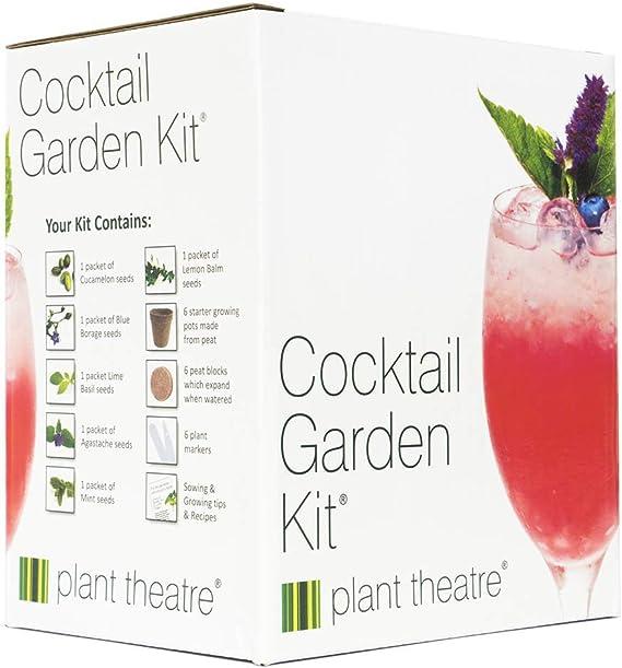 Plant Theatre - Kit de germinación para cócteles