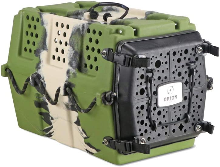 Orion Kennels AD1 Durable, Safe, Portable Premium Crate Training Kennel for Puppies and Dogs up to 25lbs.