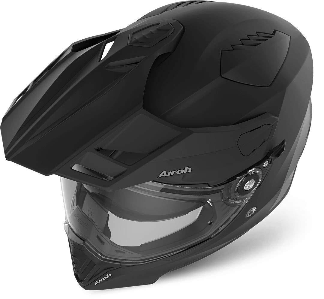 Airoh cm/_CA55/_L Helmet Carbon RED Gloss L