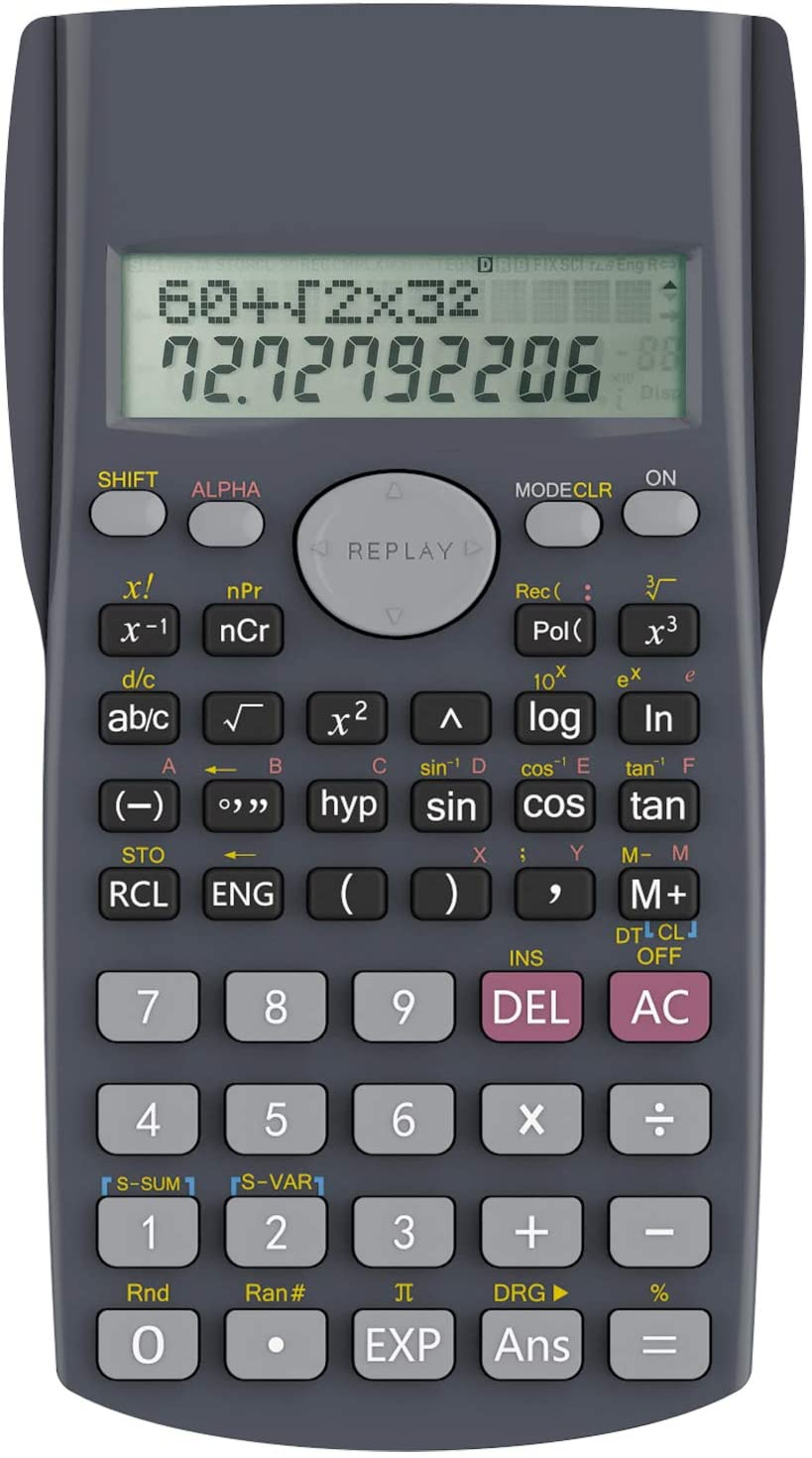 Best basic scientific calculator 2020
