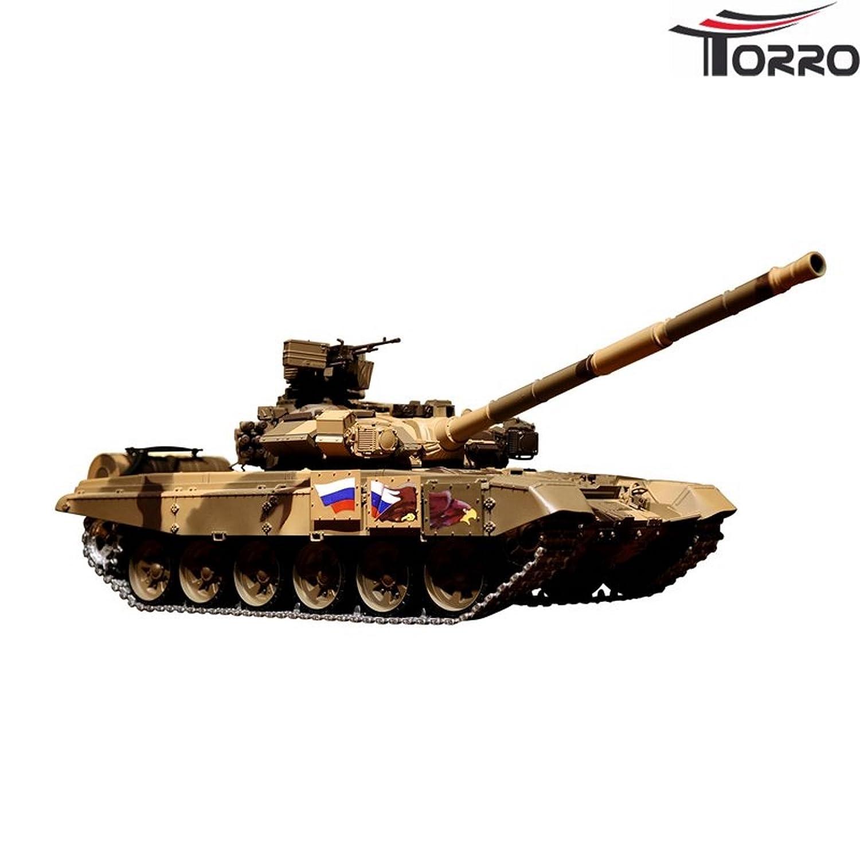Torro Russischer Panzer RC T-90 BB 2.4 GHz 1:16 Torro-Edition 1112439381