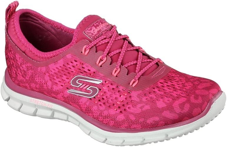 Skechers Glider Zapatillas de Deporte para Mujer, Color