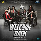 Welcome Back - 2015 Official Hindi Movie DVD ALL/0 With Subtitles /