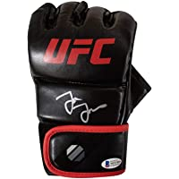 $119 » Jon Jones Autographed UFC Glove - BAS COA