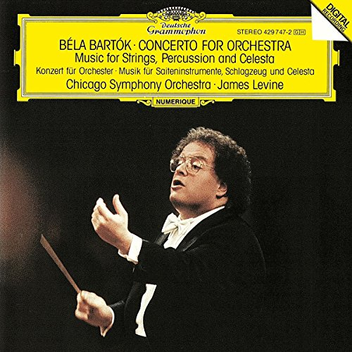 Bartok: Concerto for Orchestra / Music for Strings, Percussion and Celesta