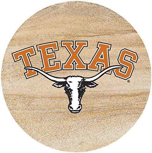 Thirstystone Drink Coaster Set, University of (Texas Longhorns Coaster Set)