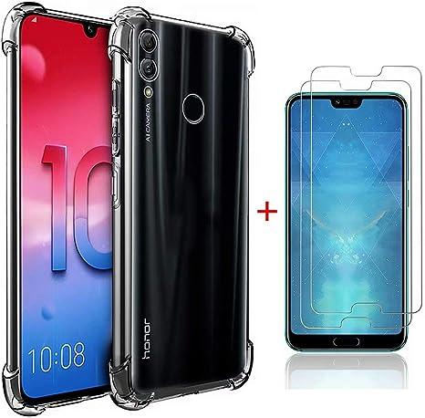 MISSDU - Carcasa de Repuesto para Huawei Honor 10 Lite/P Smart ...