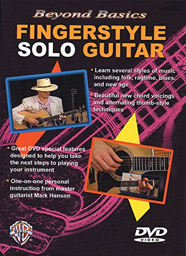DVD : Mark Hanson - Beyond Basics: Fingerstyle Solo Guitar (DVD)