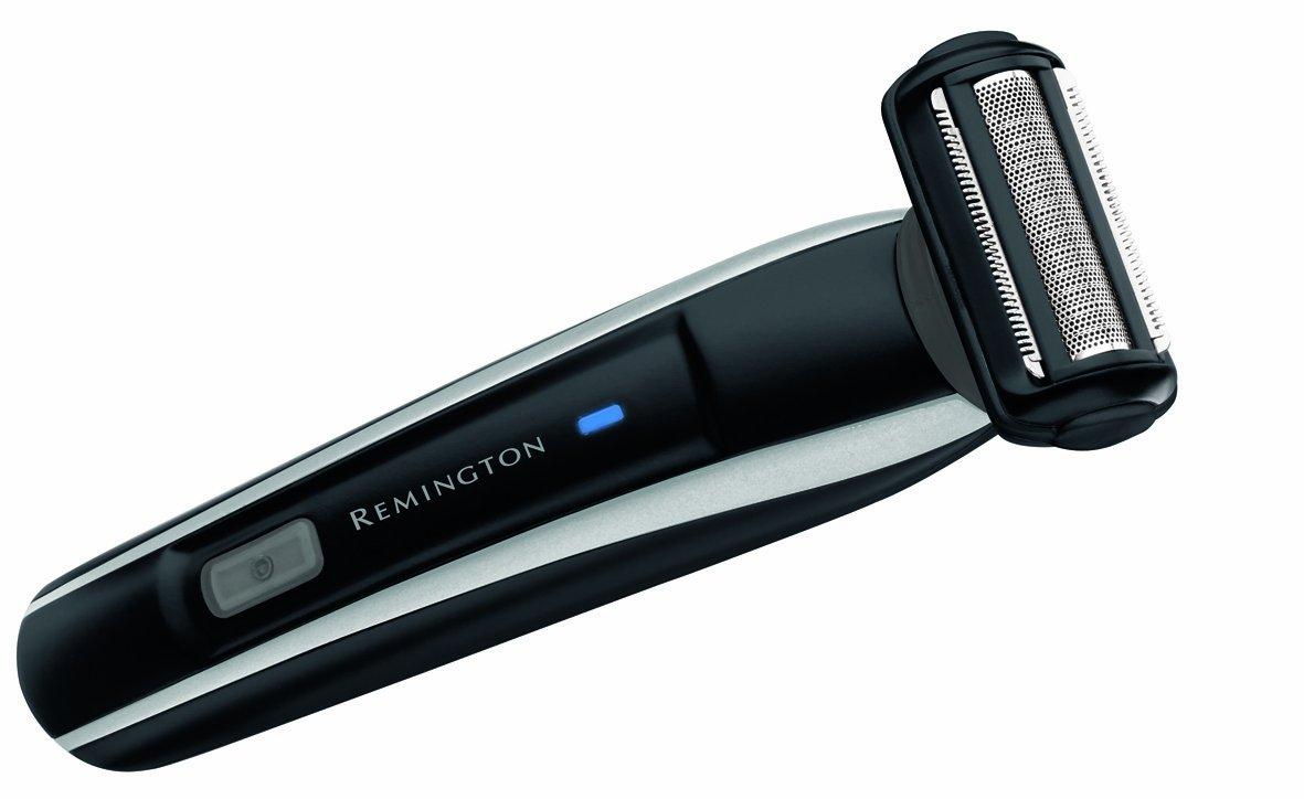 Remington BHT 300 - Afeitadora eléctrica, 3 peines 1-3,5 mm, sistema EvenFlex, cuchillas de acero avanzado, uso inalámbrico BHT300 43116560100
